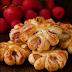 Raspberry Jam Puff Pastry Hearts