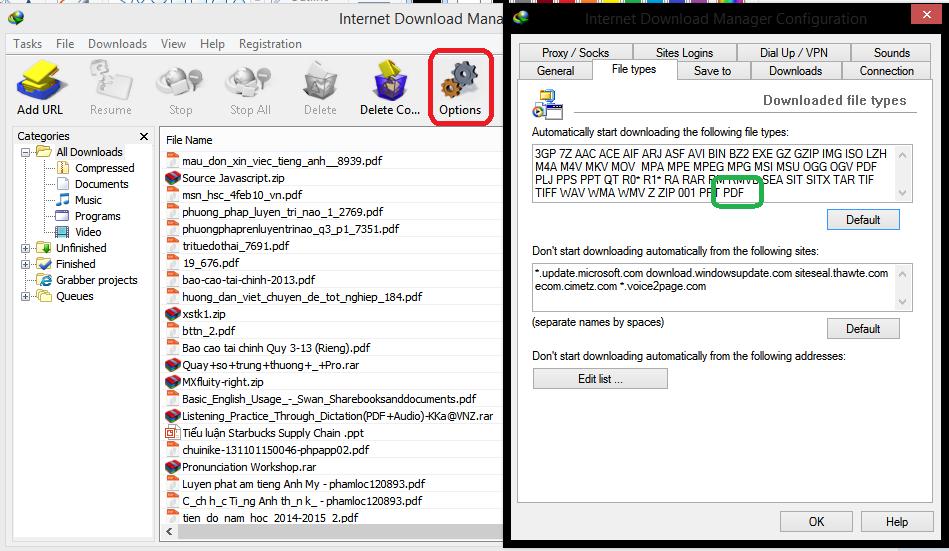 Hướng dẫn tải tài liệu trên các trang chia sẻ tài liệu