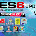 PES6 Next Season Patch 2019 - New Update 10-06-2018