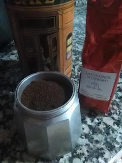 Café Vainilla. La colonial de ultramar