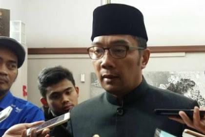 Ridwan Kamil Mulai Pikirkan Mundur di Pilgub Jabar?