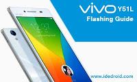 Cara Flashing Vivo Y51L PD1510F Via QFIL/QPST Free Download
