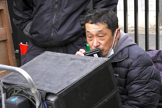 Director Koichi Sakamoto