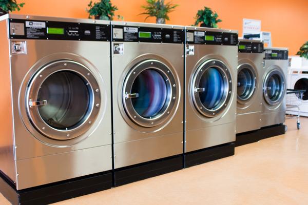 Mesin Cuci Laundry Kiloan