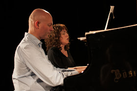 Charles Owen, Katya Apekisheva at Rhinegold Live - photo Ceri Wood Photography