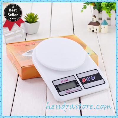 Jual Timbangan Digital Dapur Murah - Kitchen Scale SF-400 10kg