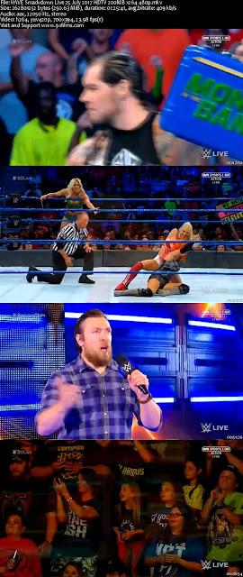 WWE Smackdown Live 25 July 2017 HDTV 480p