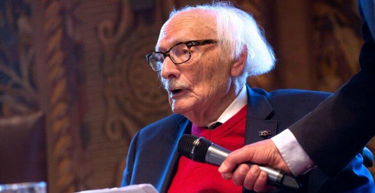 Johan van Hulst, The Hero That Saved 600 Kids From The Holocaust, Dies At 107