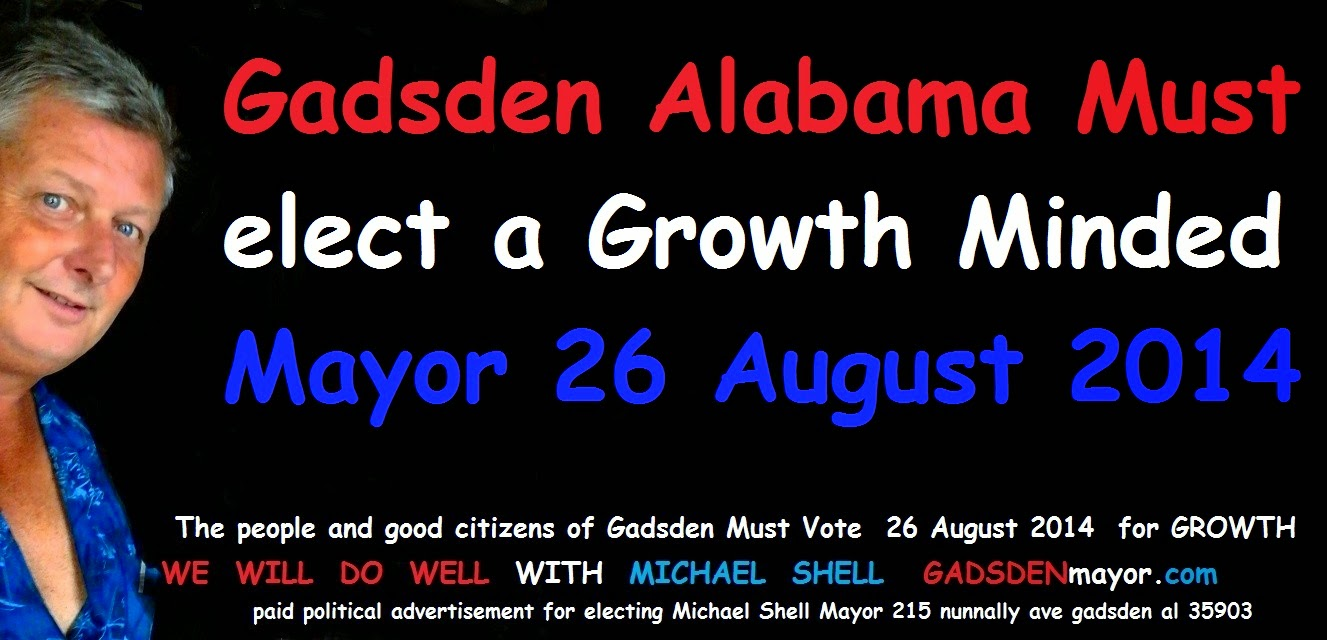 Gadsden We Will Do Well With Michel Shell
