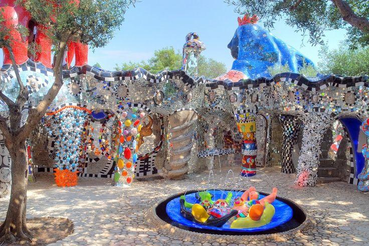 Art Amp Lair Niki De Saint Phalle