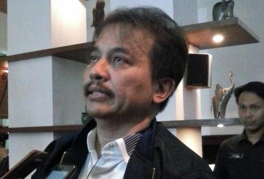 Kisruh Aset, Roy Suryo Dibebas Tugaskan Partai Demokrat, Seorang Warga Adukan Roy Suryo ke Polisi
