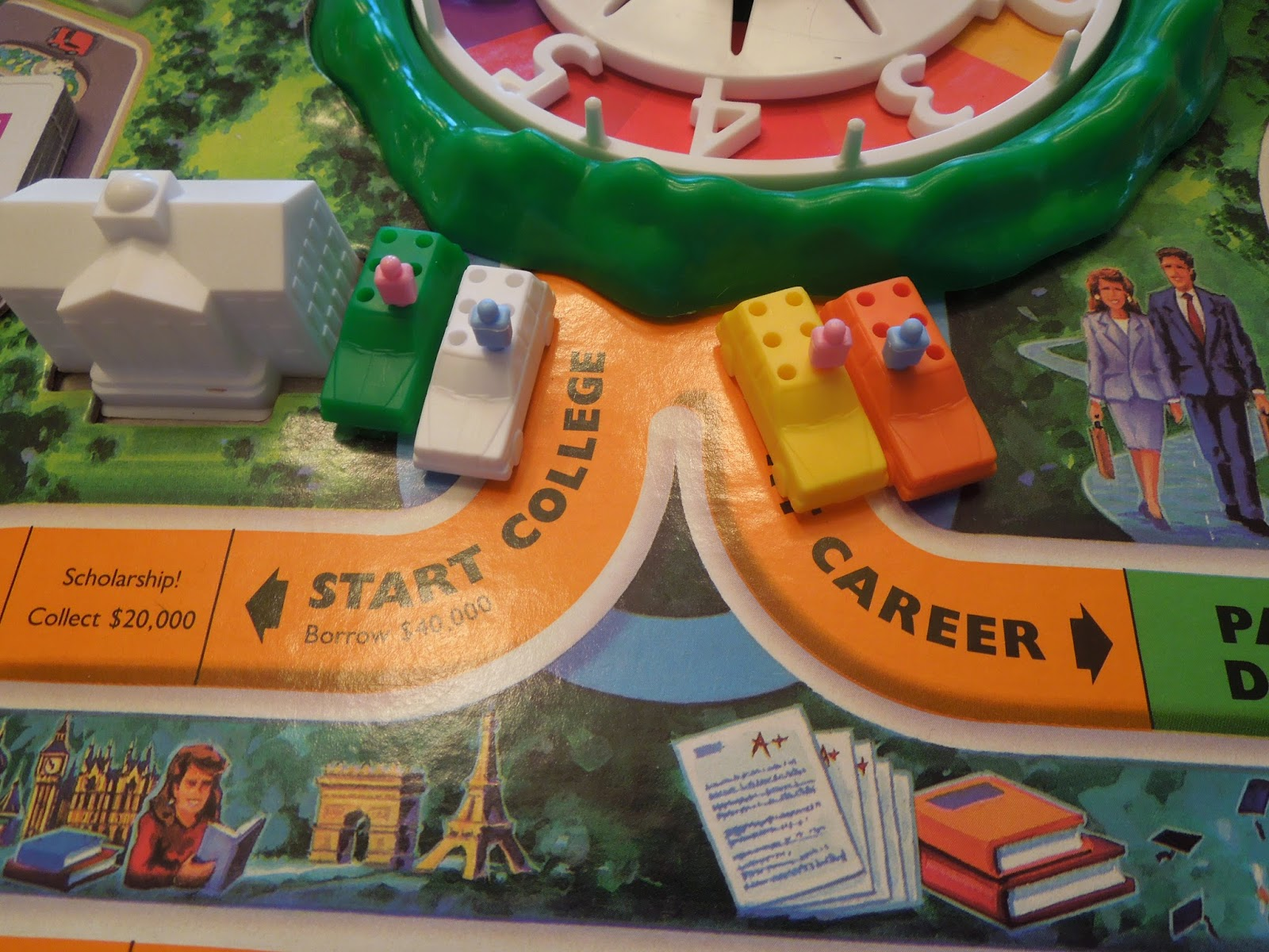 The Game of Life   A Board Game A Day