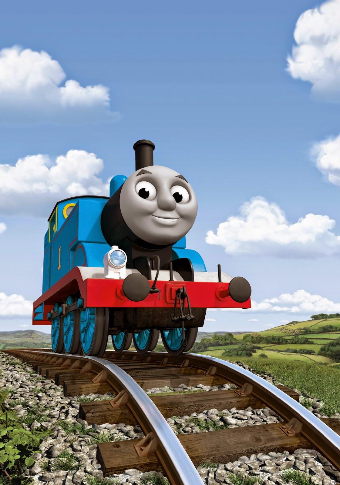 Gambar Thomas & Friends Wallpaper HD Tank Engine | Gambar ...