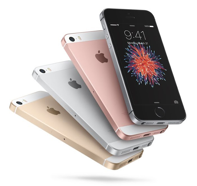 iPhone SE Full Technical Specifications