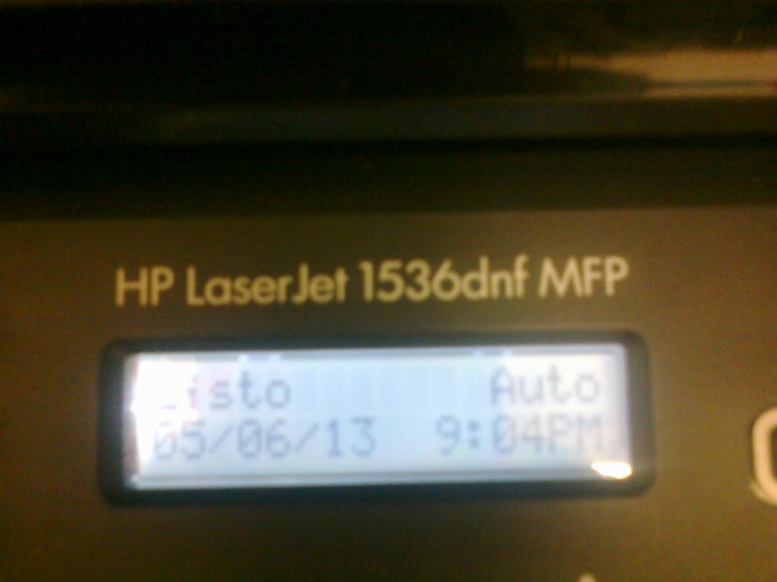 como actualizar firmware hp laserjet p4015