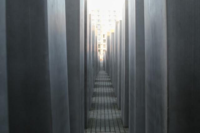 Holocaust Mahnmal-Berlino