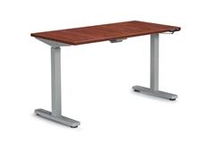 height adjustable office table