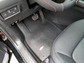 Thảm lót sàn Mazda CX-5 2018