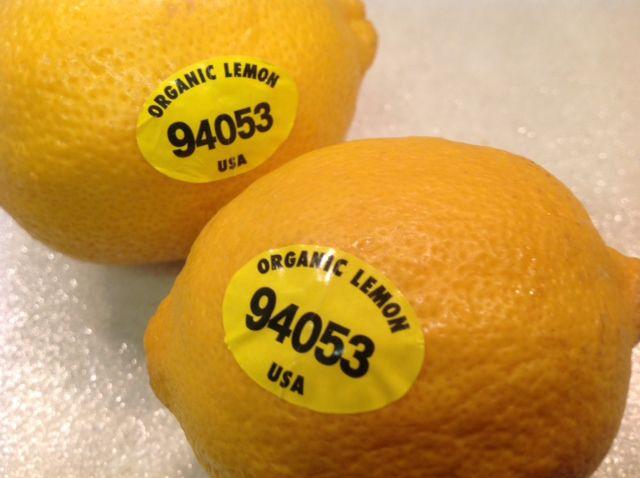 Phân biệt mã PLU trên tem hoa quả nhập ngoại - in tem nhãn mác mỹ thuật AmyPrint