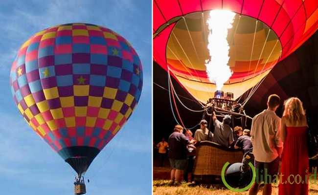 Hot Air Balloon (Balon Udara)