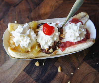 Fort Lauderdale Personal Chef - Banana Split Day