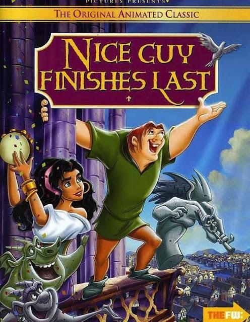 Meme de humor sobre El jorobado de Notre Dame