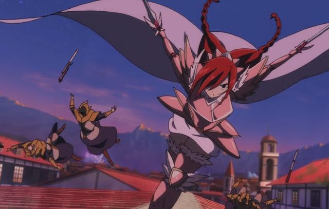Fairy Tail Episode 301: Kekalahan Neinhart