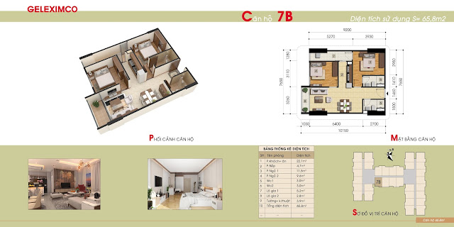 Thiết kế Gemek Premium