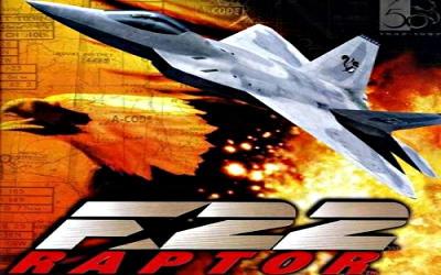 F-22 Raptor (Demo) - Jeu Simulateur de Vol de Combat sur PC