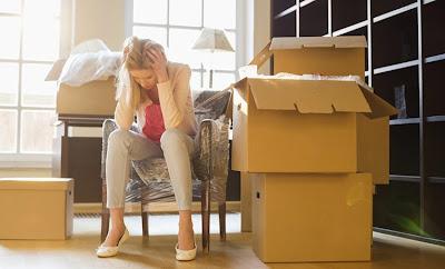 Taşınma sürecinde yaşanan olası problemler