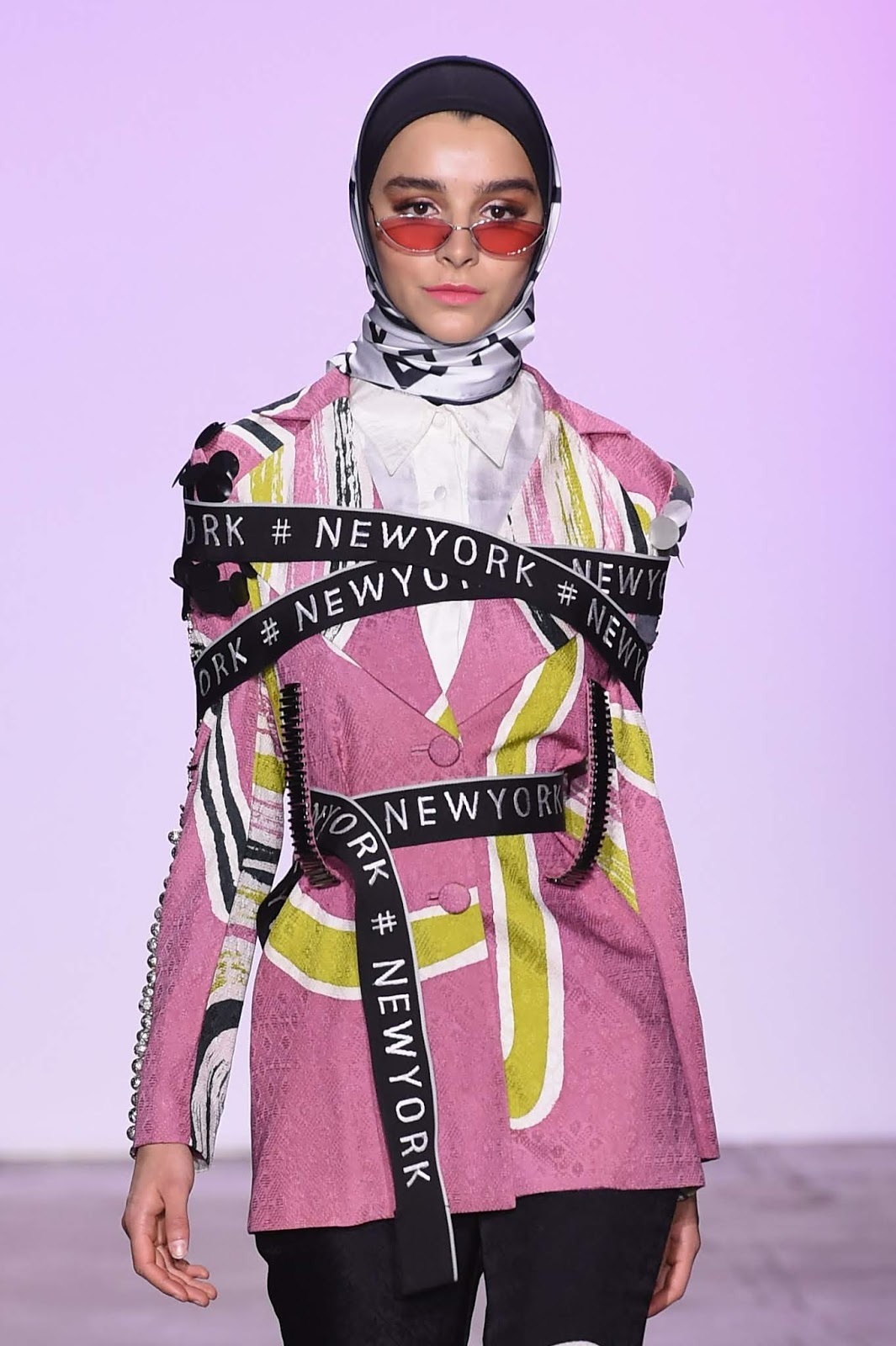 NYFW - INDONESIAN DIVERSITY - DAY 1 by Mari Estilo