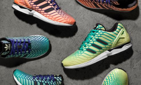 huge selection of b369e bc902 THE SNEAKER ADDICT: adidas ZX Flux
