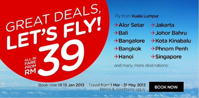 airasia air ticket promotion
