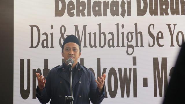 Yusuf-Mansur-Sebut-Jokowi-Punya-Spirit-Kenabian