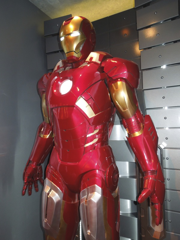 Iron Man Avengers Mark VII armour