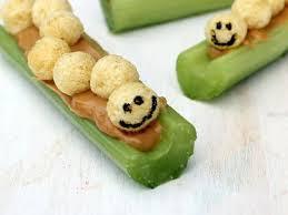 Fun Peanut Butter Celery Bites