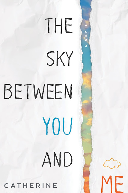 The Sky Between You and Me by Catherine Alene (Review)