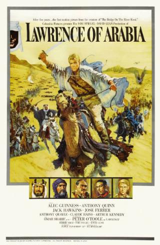 Lawrence of Arabia [1962] [DVDR] [NTSC] [Latino] [2 DISC]