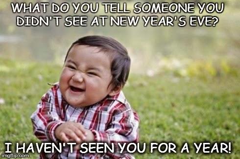 New Year Memes Trolls