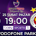 Beşiktaş - Fenerbahçe Derbisinin İlk 11'leri