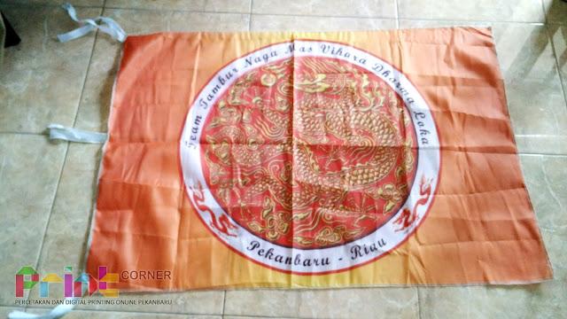 Bikin bendera Pekanbaru