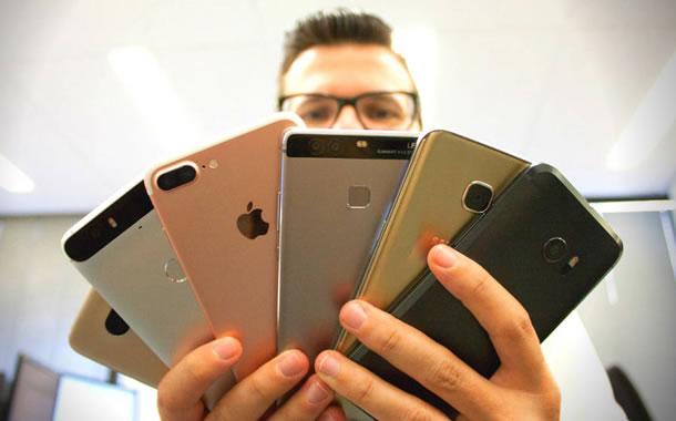 Cámaras de los smartphones