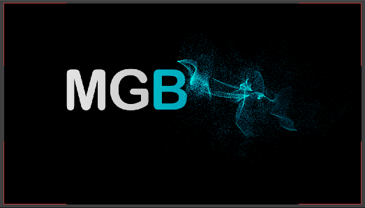 Particle text animation50