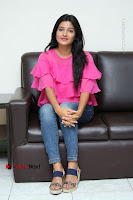 Telugu Actress Deepthi Shetty Stills in Tight Jeans at Sriramudinta Srikrishnudanta Interview .COM 0055.JPG