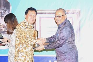 Prabumulih Raih Penghargaan Wahana Tata Nugraha (WTN)