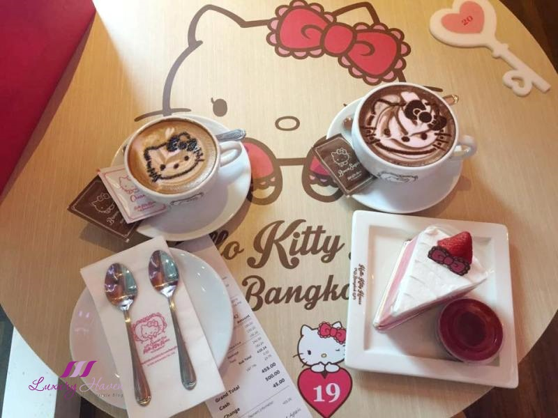 sanrio hello kitty house bangkok siam square one