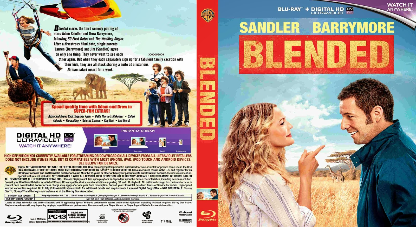 Images of Blended Dvd Release Date - #rock-cafe