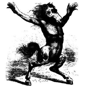 Goetia - Orobas (ilustração)