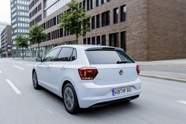 Novo VW Polo 2018 Beats