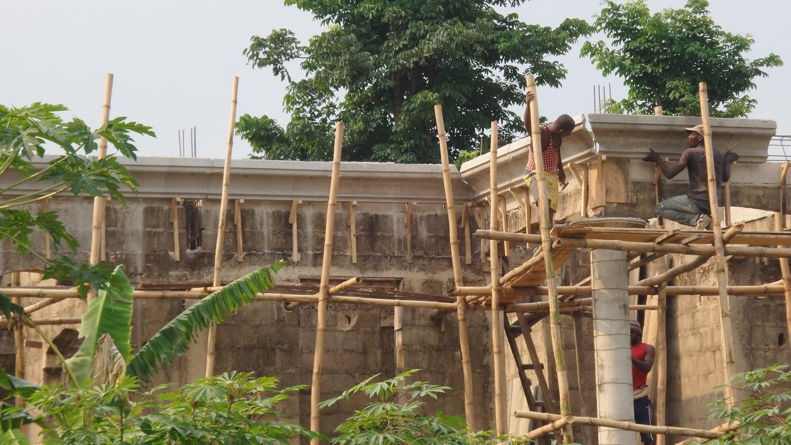 Abuja Parapet Designs